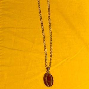 Vintage Heavy Silver 925 Necklace